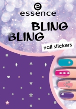 essence bling bling nail stickers 01
