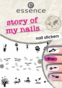 essence story of my nails nail stickers 06