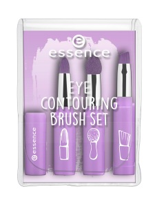 essence eye contouring brush set