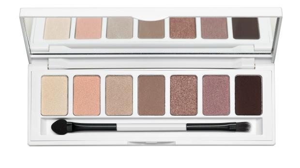 essence get picture ready! eyeshadow palette_open