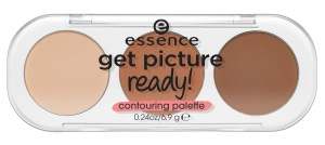 essence get picture ready! contouring palette