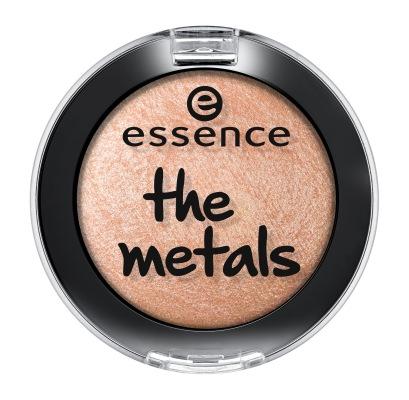essence the metals eyeshadow 01 ballerina glam