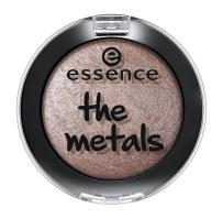 essence the metals eyeshadow 02 frozen toffee
