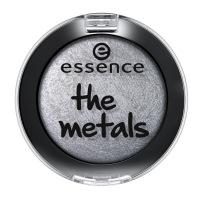 essence the metals eyeshadow 05 silver twinkle