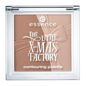 essence the little x-mas factory contouring palette