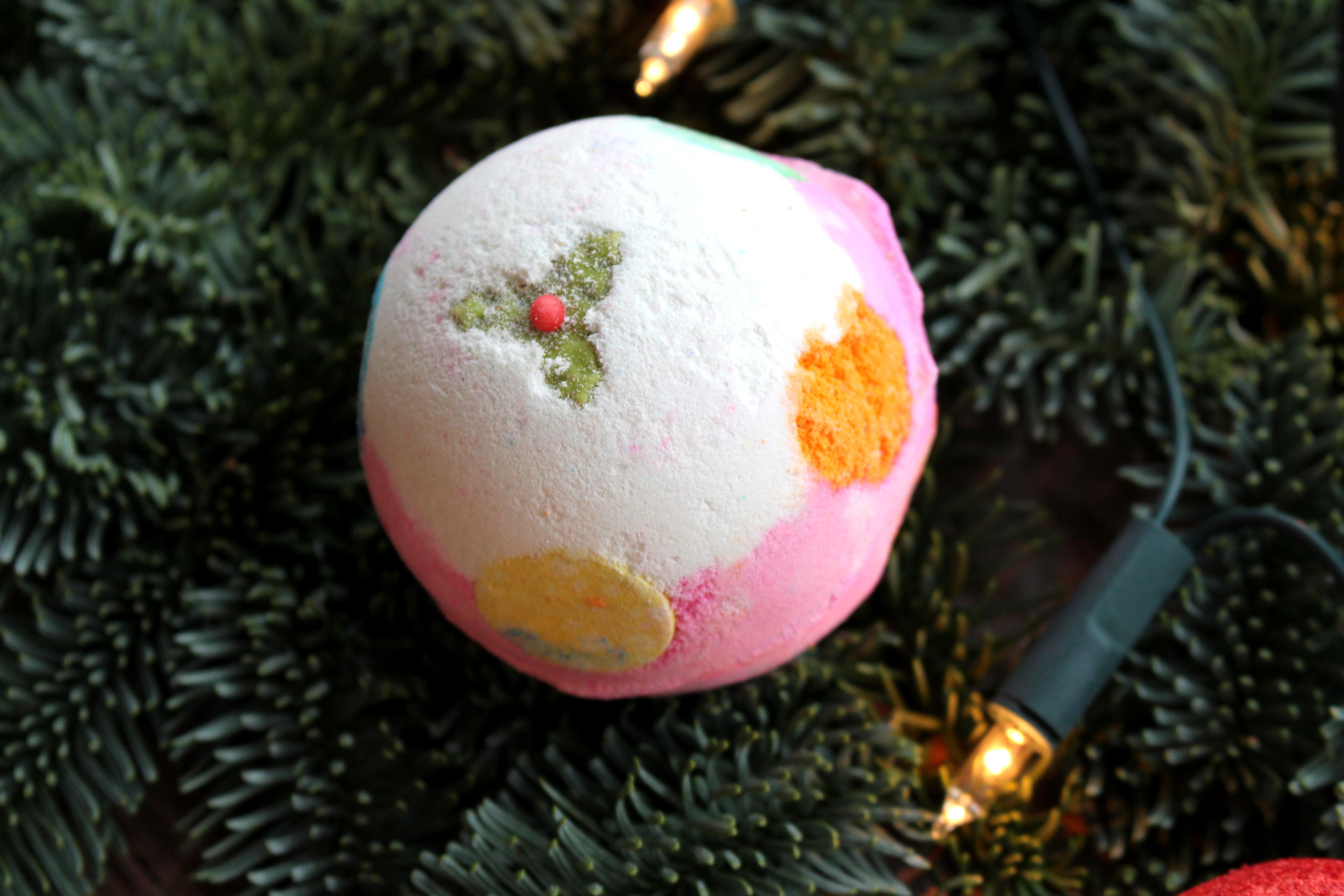 makeupinflight - Lush Christmas Haul - makeupinflight