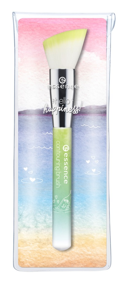 essence hello happiness! contouring brush pouch